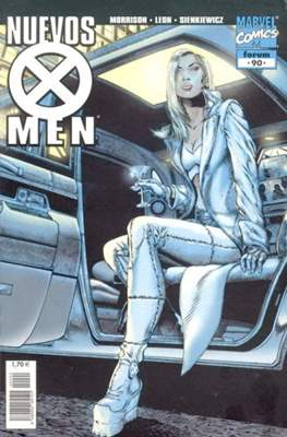 X-Men Vol. 2 / Nuevos X-Men (1996-2004) (Grapa 24 pp) #90