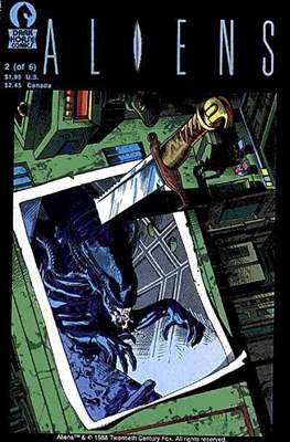 Aliens (Comic-book) #2