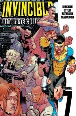 Invincible Ultimate Collection (Hardcover) #7