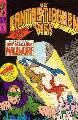 Die Fantastischen Vier (Heften) #28