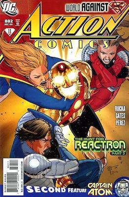 Action Comics Vol. 1 (1938-2011; 2016-) (Comic Book) #882