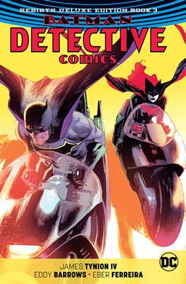 Batman Detective Comics: Rebirth Deluxe Edition (Hardcover 384 pages) #3