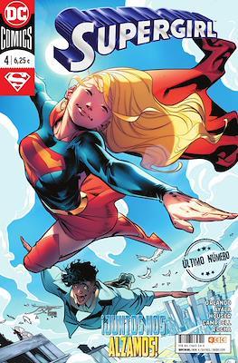 Supergirl. Renacimiento #4