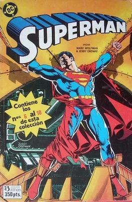 Superman (1984) (Retapado, Tomo rústica) #10
