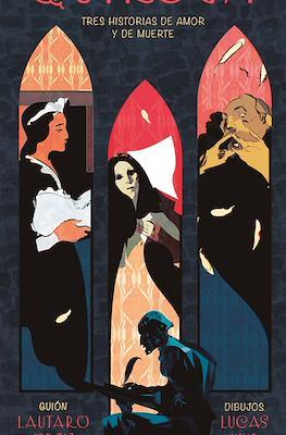 Quiroga. Tres historias de amor y de muerte