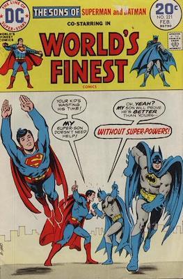 World's Finest Comics (1941-1986) (Comic Book) #221