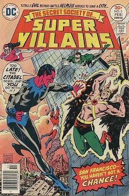 Secret Society of Super-Villains (Comic Book. 1976) #5