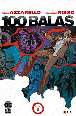 100 Balas - DC Black Label (Cartoné 456-416 pp) #2
