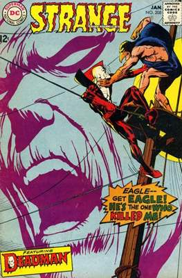 Strange Adventures (Comic Book) #208