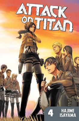 Attack on Titan (Softcover) #4
