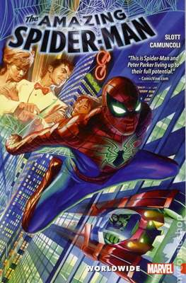 The Amazing Spider-Man: Worldwide (Softcover 112-176 pp) #1