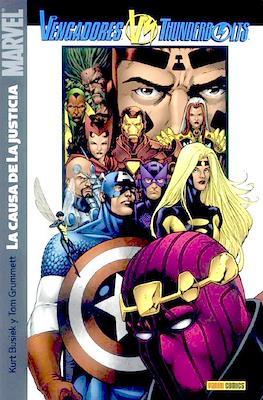 Vengadores vs Thunderbolts: La causa de la justicia (2005)