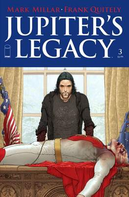Jupiter's Legacy (Comic-book) #3