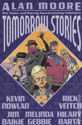 Tomorrow Stories (Hardcover 160 pp) #1