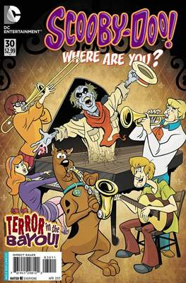 Scooby-Doo! Where Are You? (Comic Book) #30
