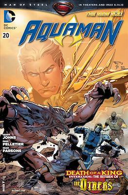 Aquaman Vol. 7 (2011-2016) (Comic-book) #20