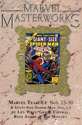 Marvel Masterworks #259