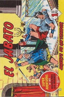 El Jabato. Super aventuras #35