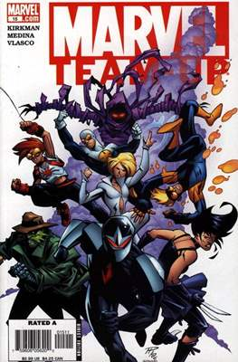 Marvel Team-Up Vol. 3 (Comic-Book) #15