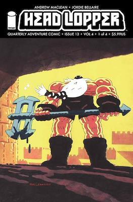 Head Lopper (Comic-book) #13