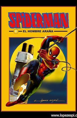 Portadas Vértice de Spiderman (Cartoné) #2