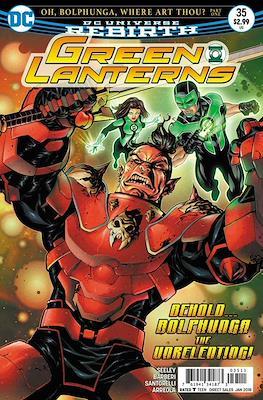 Green Lanterns Vol. 1 (2016-2018) (Comic-book) #35