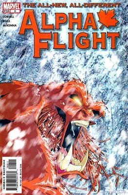 Alpha Flight (Vol. 3 2004-2005) #8