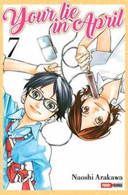Your Lie in April #7