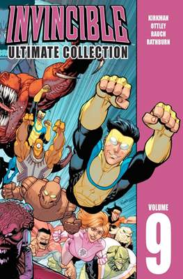Invincible Ultimate Collection (Hardcover) #9
