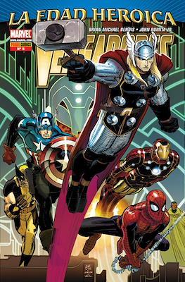 Los Vengadores Vol. 4 (2011-) (Grapa) #5
