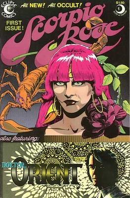 Scorpio Rose (Comic Book) #1