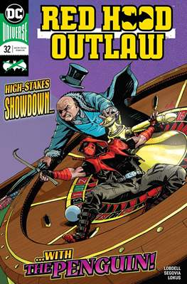 Red Hood and the Outlaws Vol. 2 (Comic Book) #32