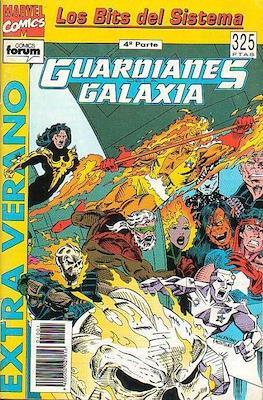 Guardianes de la Galaxia. Extra Verano (1993). Los Bits del Sistema 4ª parte