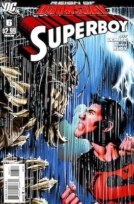 Superboy Vol. 5 (2011) #6