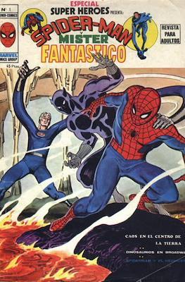 Especial Super Héroes (1979-1980) (Grapa) #1