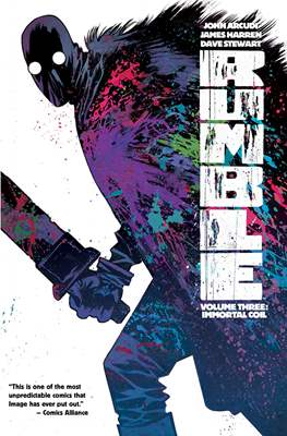 Rumble (Softcover) #3