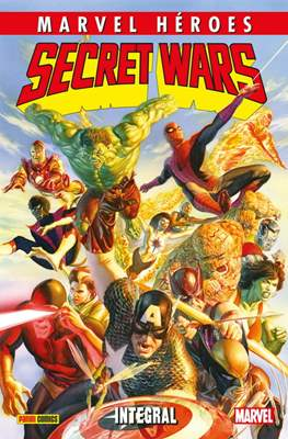 Marvel Héroes #64.1