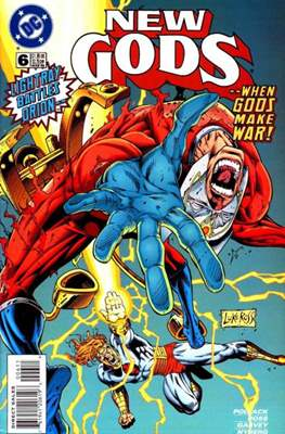 New Gods Vol. 4 #6