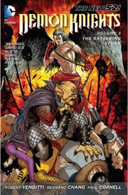 Demon Knights (2011-2013) (Softcover) #3