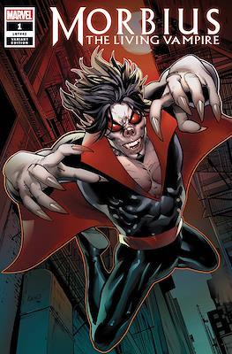 Morbius: The Living Vampire Vol. 3 (Variant Cover) #1.1