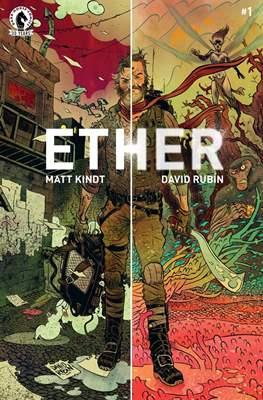 Ether (Comic-book) #1