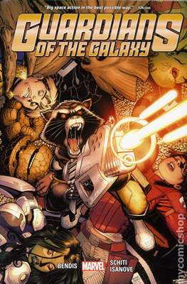 Guardians of the Galaxy (Vol. 3 2013-2015) (Hardcover) #4