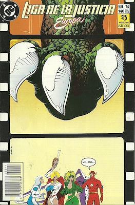 Liga de la Justicia Europa (1989-1992) (Grapa) #14