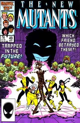 The New Mutants (Grapa) #49