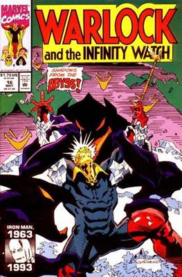 Warlock and the Infinity Watch (Comic-Book) #16