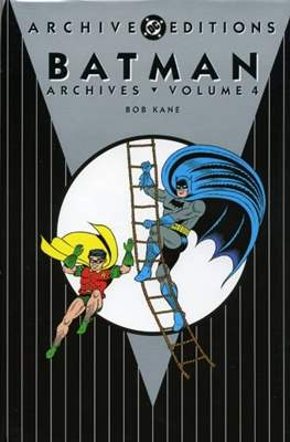 DC Archive Editions. Batman #4