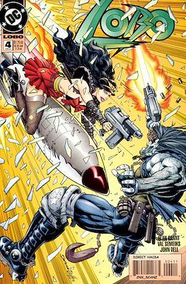 Lobo Vol. 2 (1993 - 1999 Grapa) #4