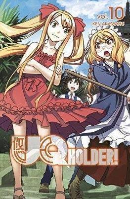 UQ Holder! (Paperback) #10