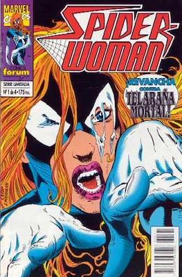 Spider-Woman (1994) (Grapa. 17x26. 24 páginas. Color.) #1