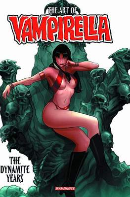 The Art of Vampirella: The Dynamite Years